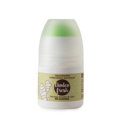 La Saponaria Organic deodorant Fresh - Tea tree, Ginger, Lime