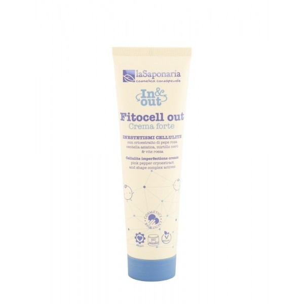 La Saponaria Fitocell Out - Cellulite imperfections cream