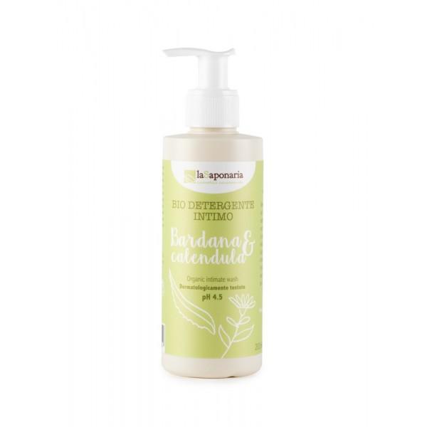 La Saponaria Organic intimate wash