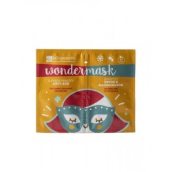 La Saponaria Wondermask - 2 steps beauty anti-age Preparatory exfoliant treatment and face mask - anti-age