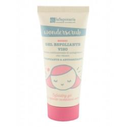 La Saponaria Wonderscrub - Exfoliating face gel