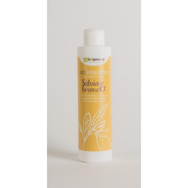 La Saponaria Sage and Lemon shampoo
