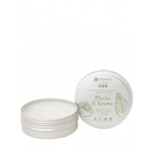 La Saponaria Hand cream with Mint and Lemon