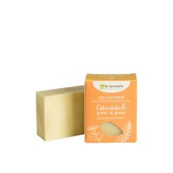 La Saponaria Hand and Body Soap Calendula and Wheat Germ (Handzeep met Calendula en Tarwekiem)