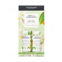 Tisserand Neroli and Sandalwood Body Duo