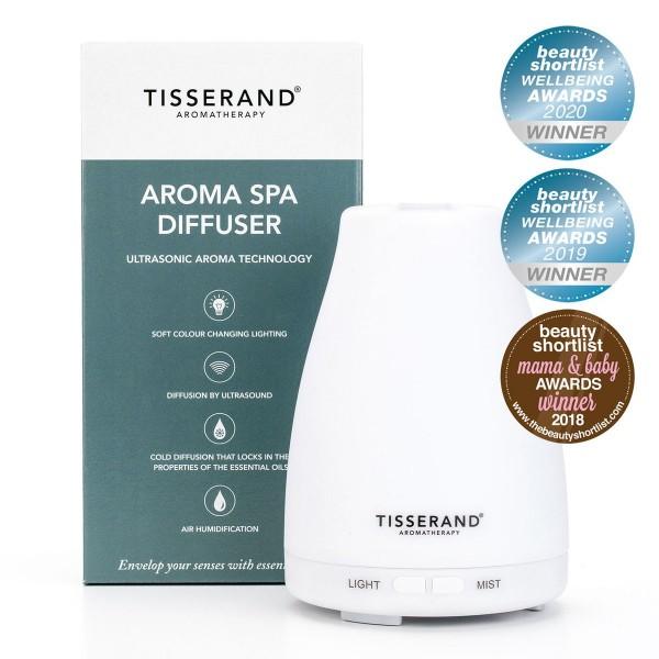 Tisserand Aroma Spa Diffuser ultrasonic