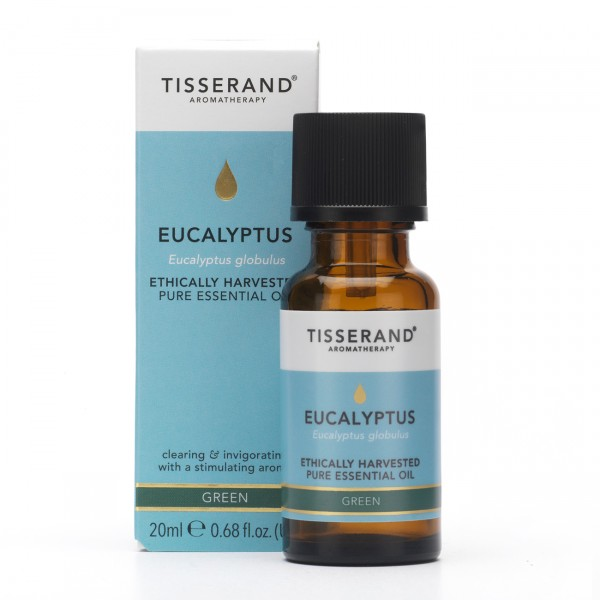 Tisserand EUCALYPTUS Eucalyptus globulus Ethically Harvested 20 ml