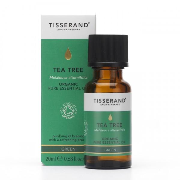 Tisserand TEA TREE Melaleuca alternifolia organic 20 ml