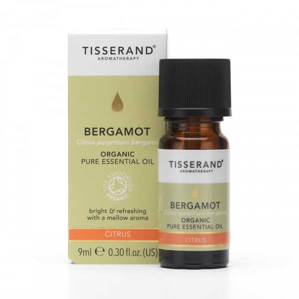 Tisserand BERGAMOT Citrus aurantium bergamia organic (Biologisch) 9 ml