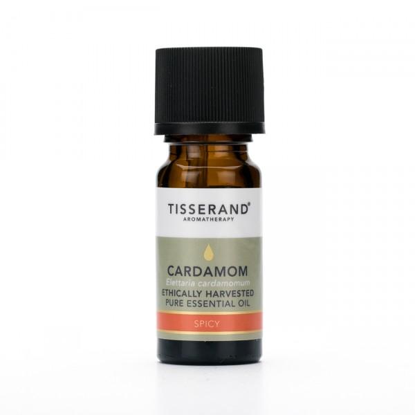 Tisserand CARDAMOM (Kardamom) Elettaria cardamomum ethically harvested 9 ml Adv Prijs €27,95