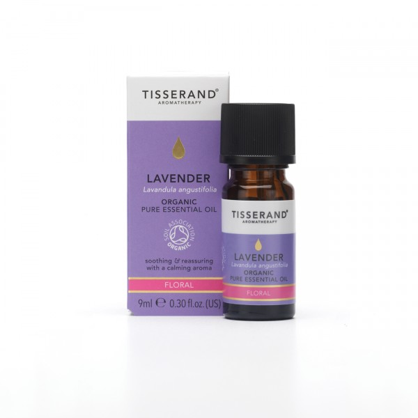 Tisserand LAVENDER (lavendel) Lavandula angustifolia organic 9 ml Adv Prijs €14,95