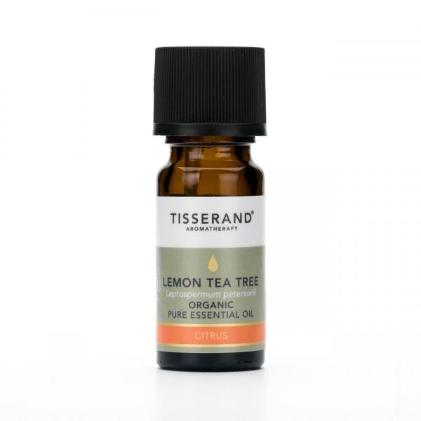 Tisserand LEMON TEA TREE Leptospermum petersonii organic 9 ml Adv Prijs €13,95