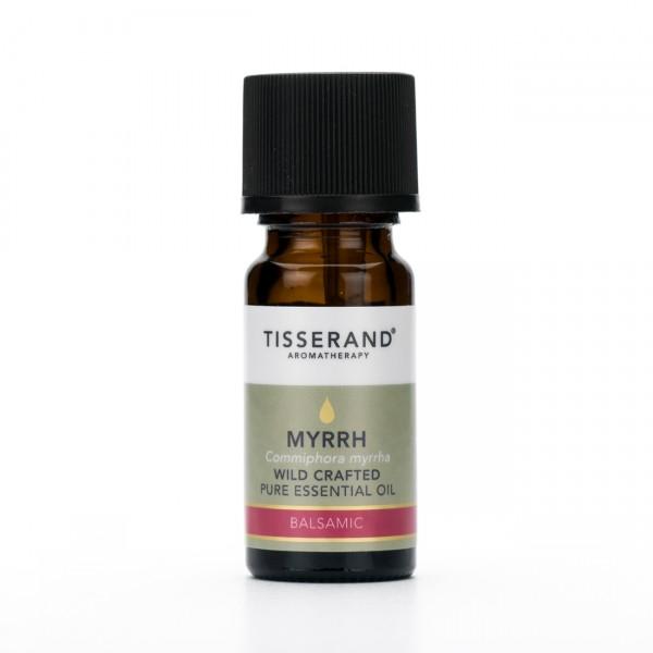 Tisserand MYRRH Commiphora myrrha wild crafted 9 ml Adv Prijs €24,95