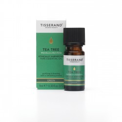 Tisserand TEA TREE Melaleuca alternifolia ethically harvested 9 ml Adv Prijs
