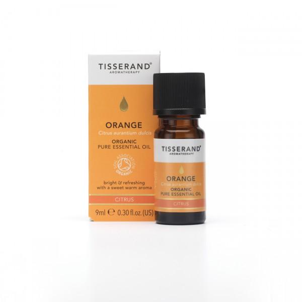 Tisserand ORANGE Citrus aurantium dulcis organic 9 ml Adv Prijs €8,95