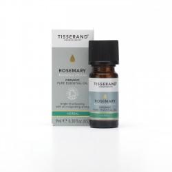 Tisserand ROSEMARY Rosmarinus officinalis organic 9 ml
