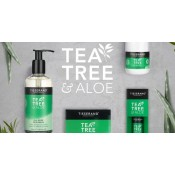 Tea Tree and Aloe Range