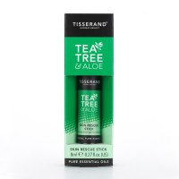 Tisserand Tea Tree and Aloe Skin Rescue Stick Adv Verk Prijs €8,95