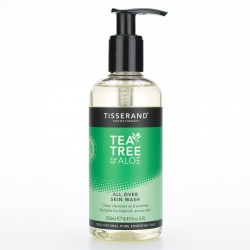 Tisserand Tea Tree and Aloe All Over Skin Wash