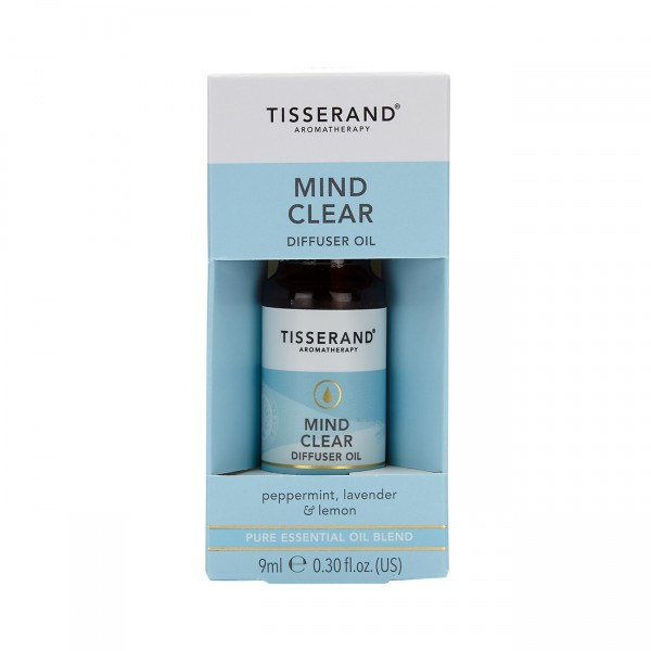 Tisserand Mind Clear Diffuser Oil RRP €12,95