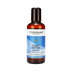 Tisserand Sleep Better Bath Oil 100ml Adv Verk Prijs €14,95