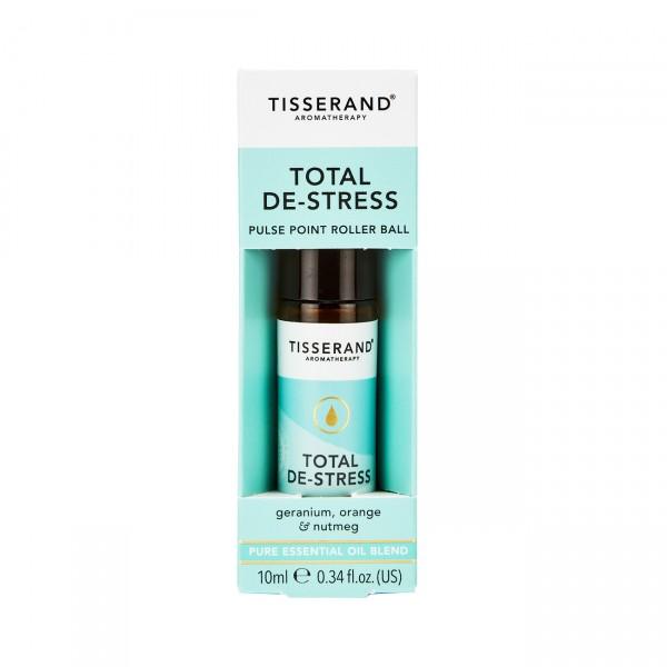 Tisserand Roller Ball Total De-Stress  RRP €9,95