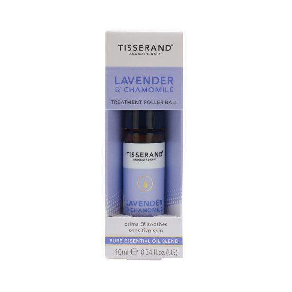 Tisserand Lavendel & Kamille Treatment Roller Ball Adv Verk Prijs €14,95