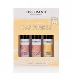 Tisserand The Little Box of Happiness 3x10ml