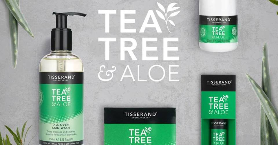 Tisserand Tea Tree & Aleo